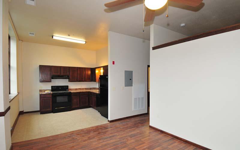Seven Oaks Interior After