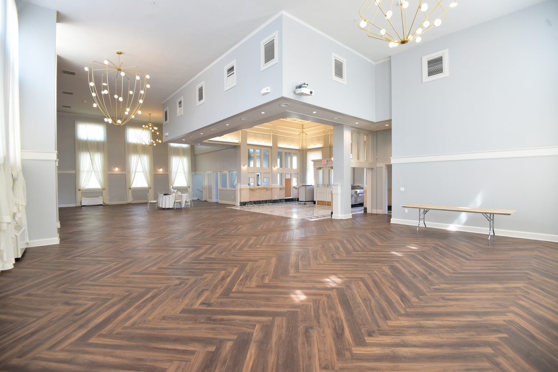 After Photo of the Ottawa Post Office Lobby