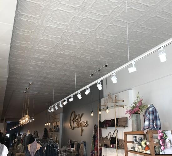 Inside photo of Higinbotham Store