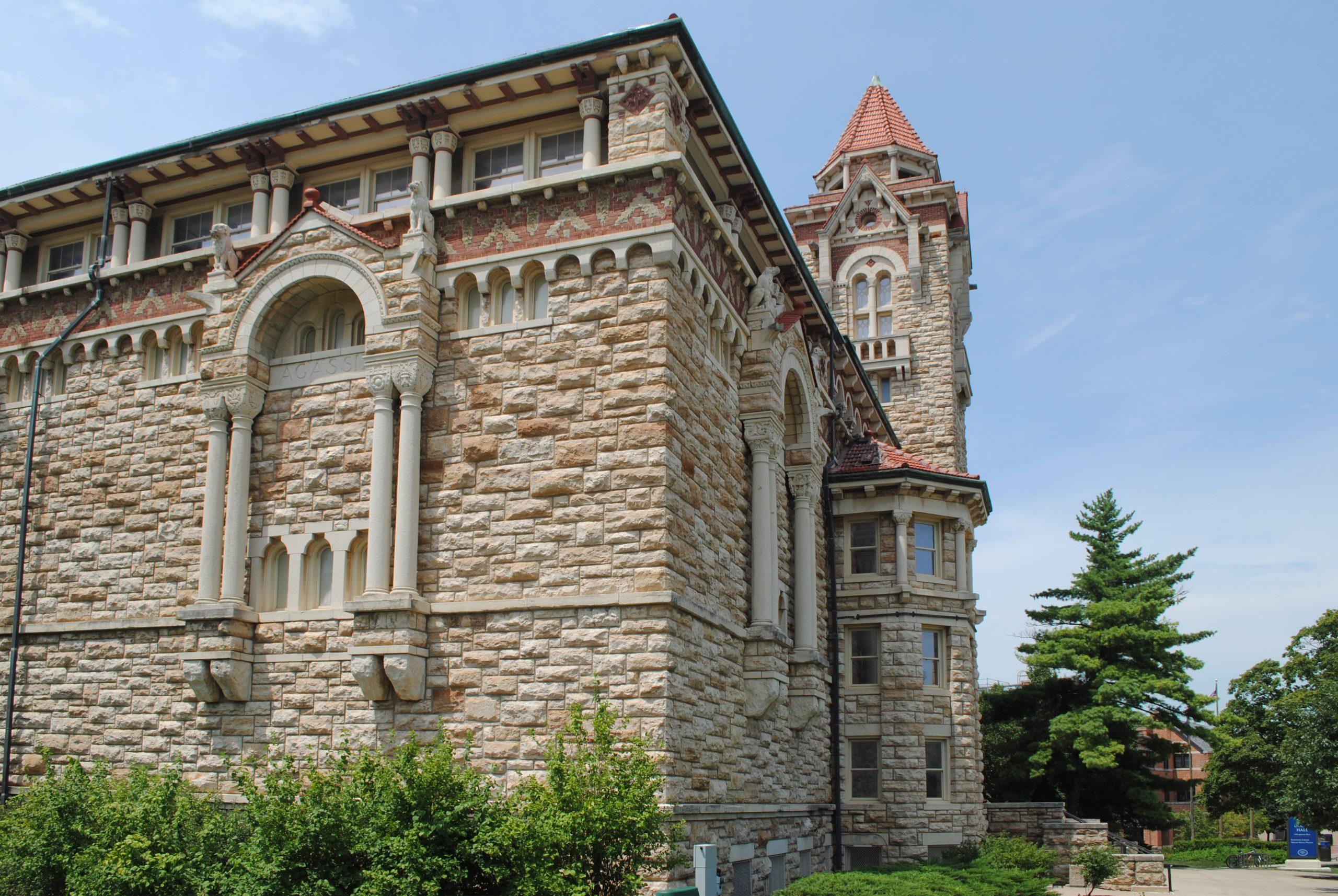 University of Kansas Dyche Hall,<br> Lawrence, KS